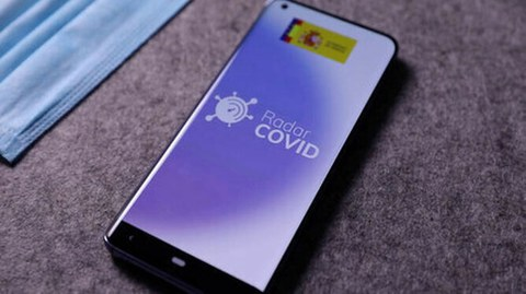 Radar COVID aplikazioa, kutsatuen kontaktuak arakatzen dituena
