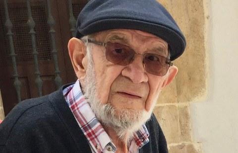 """Rafa Fernández Aresti, """"Rafa Haundi"""" hil da"""