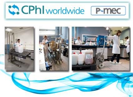 ULMA Inoxtruck farmazia sektoreko CPHI azokan izango da