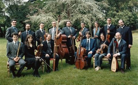 Venice Baroque Orchestraren kontzertura joan nahi?